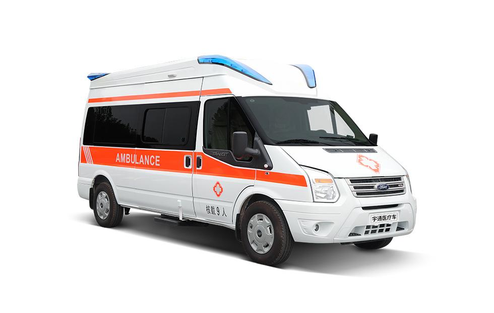 新世代全顺领航版监护救护车 新世代全顺领航版监护救护车