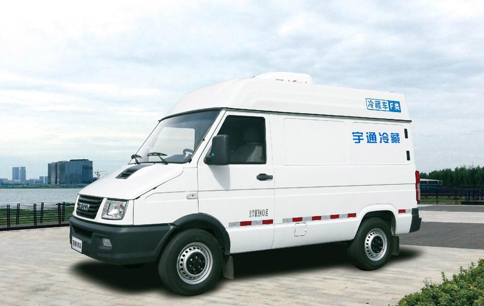 ZK5041XLC1型冷藏车