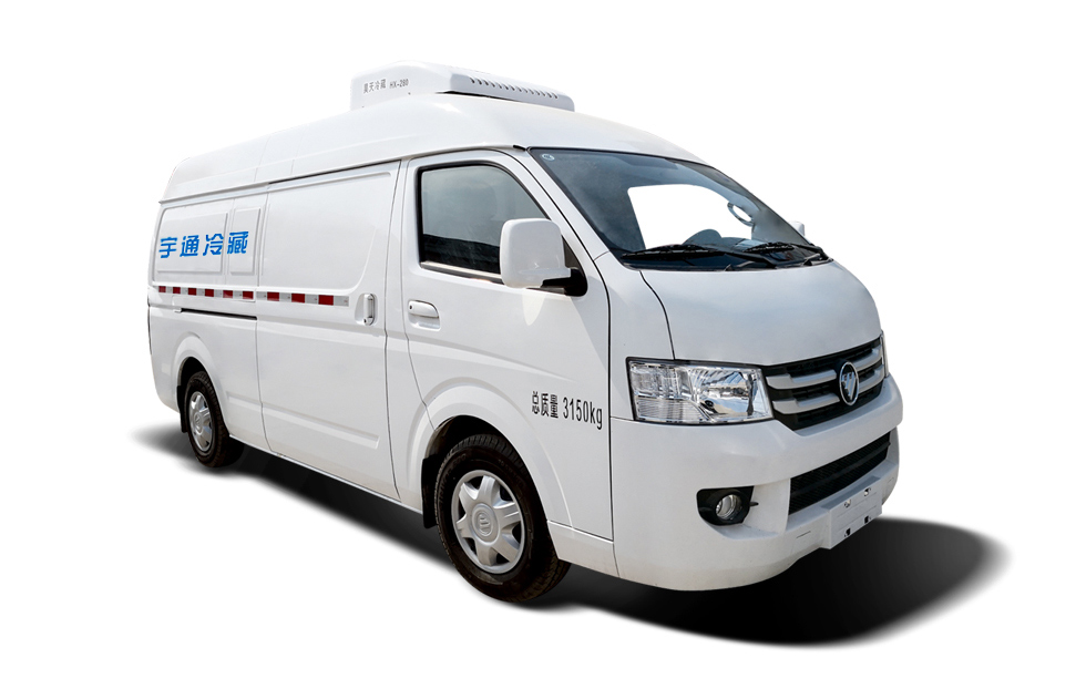 ZK5031XLC6冷藏车 ZK5031XLC2冷藏车