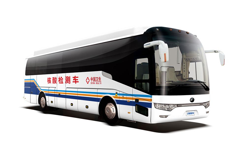 ZK5180XYL5B核酸检测车 核酸检测车、检测车