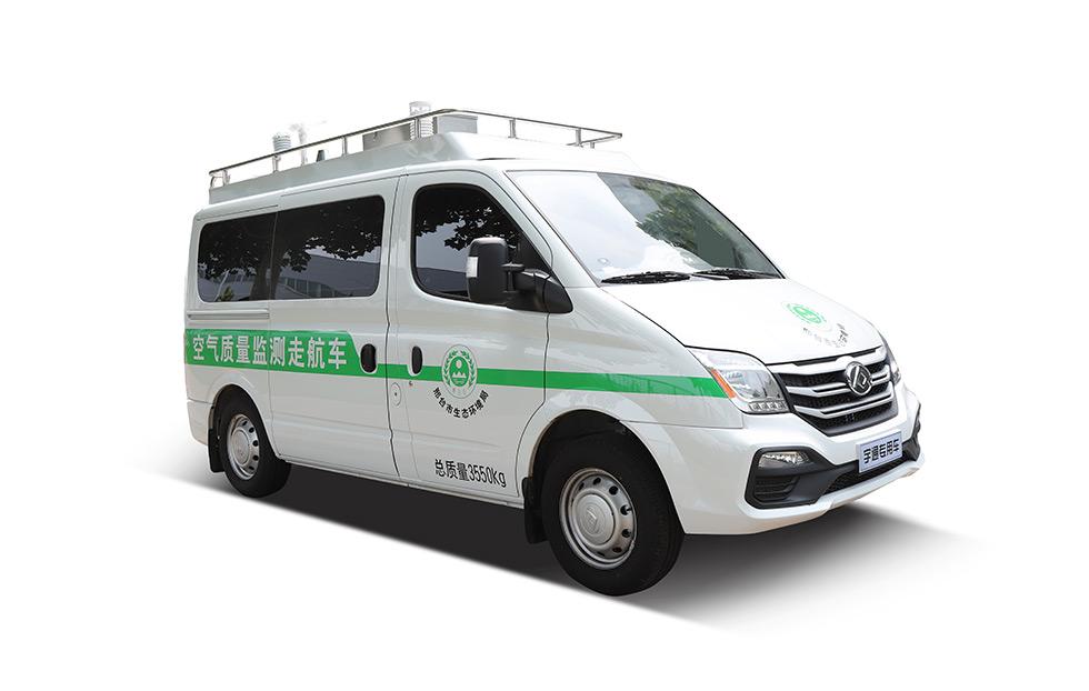 ZK5045XJC16环境监测车 ZK5045XJC16