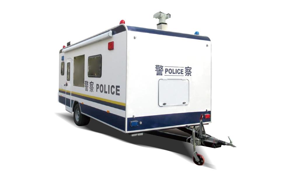 ZK9020XJY警用治安检查车 ZK9020XJY