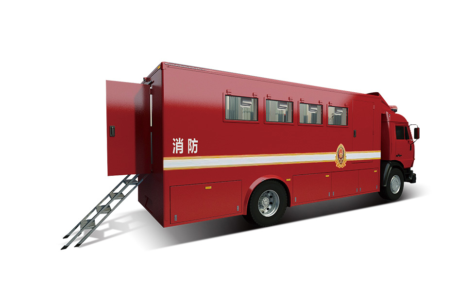 ZK5189XLYD61淋浴消防车 自动温控  舒适换气
