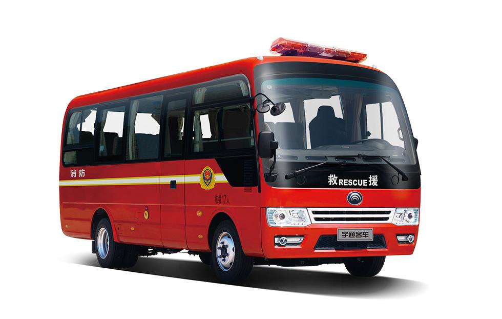 ZK6729D6兵力运输车 合理布局  安全舒适