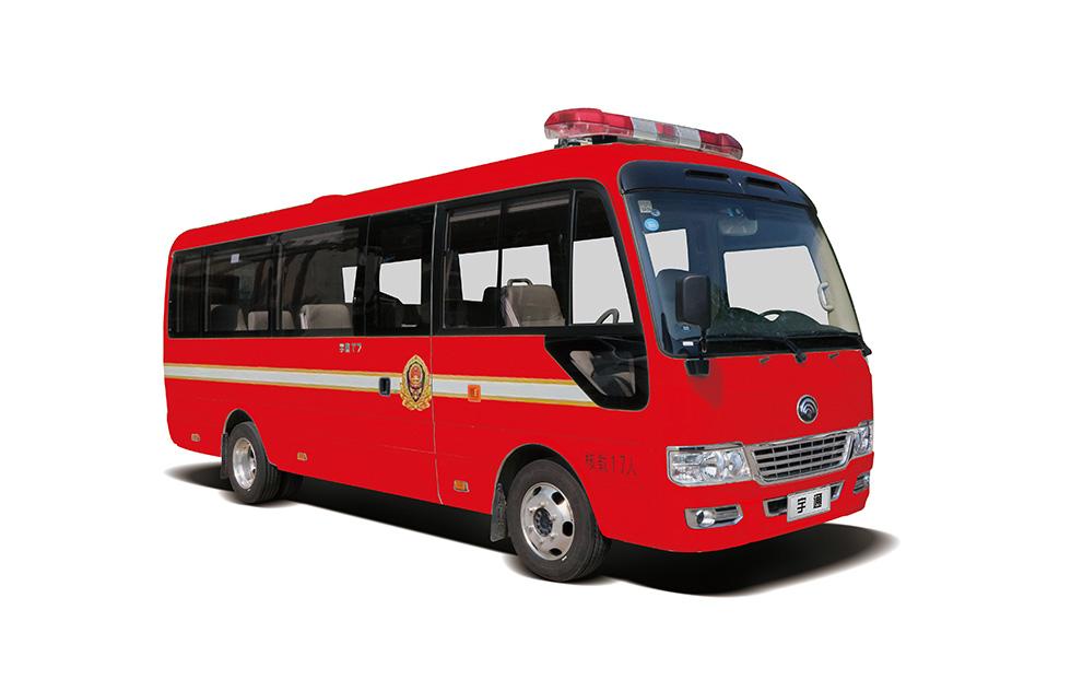 ZK6710Q1T/ZK6710D6(T7)警力输送车 秉承初心  创写华章
