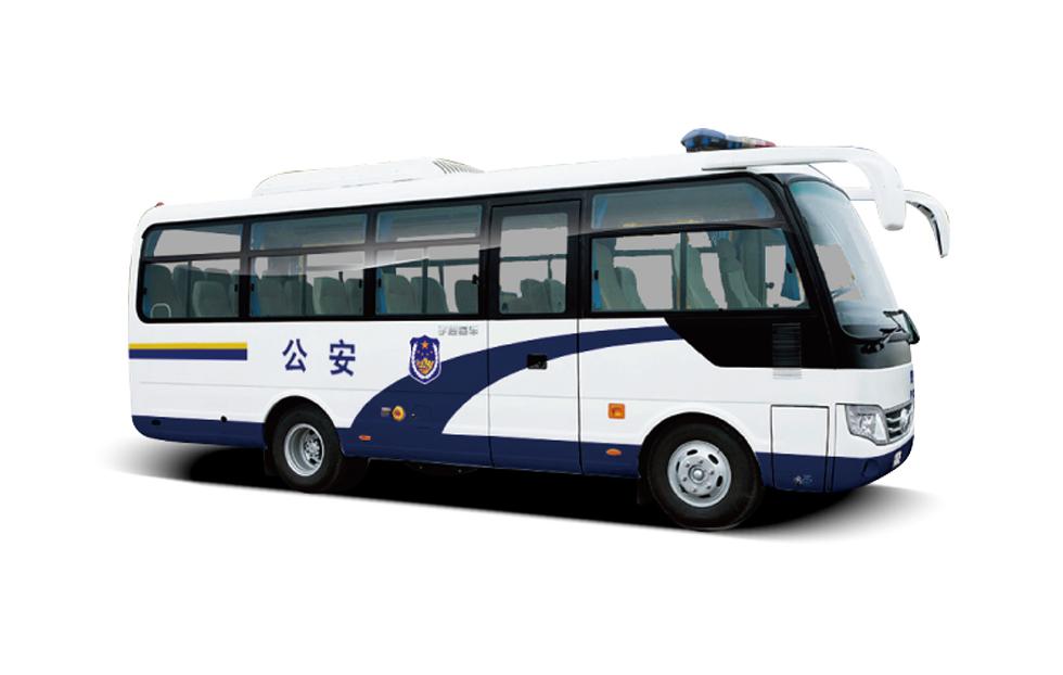 ZK6729D6警力输送车 加大空间  舒适便捷