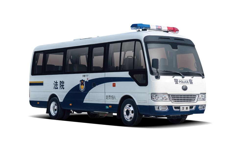 ZK6710Q1T/ZK6710D3(T7)警力输送车 秉承初心  创写华章