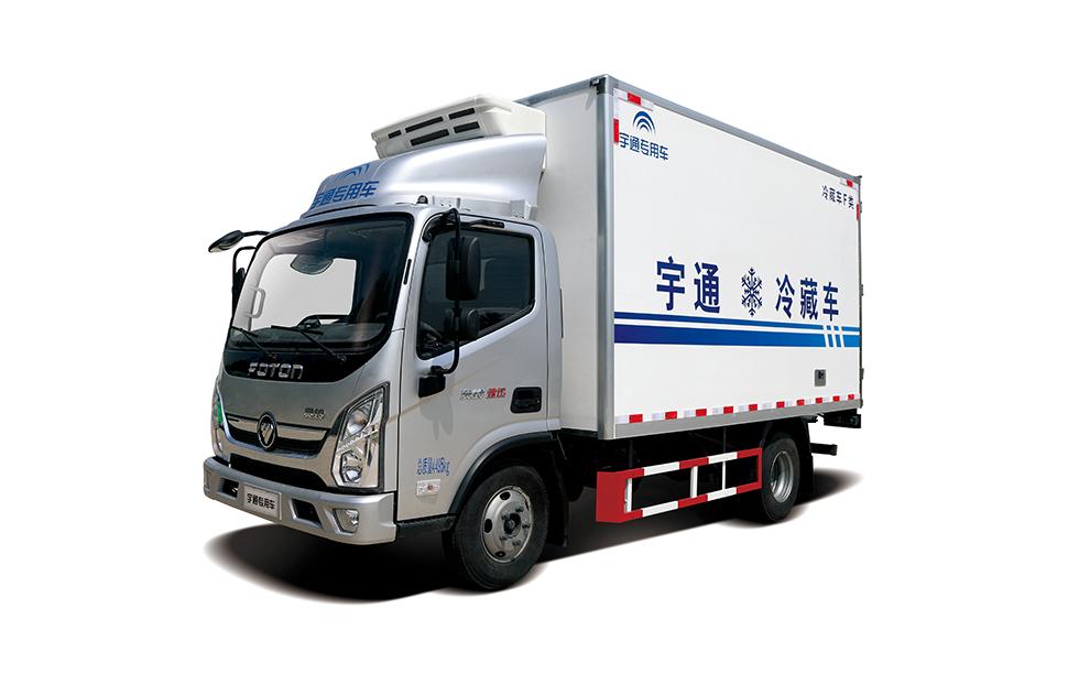 ZK5047XLC6冷藏车 ZK5047XLC6