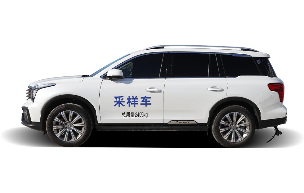 ZK5028XJC16采样车/执法车 采样车/执法车