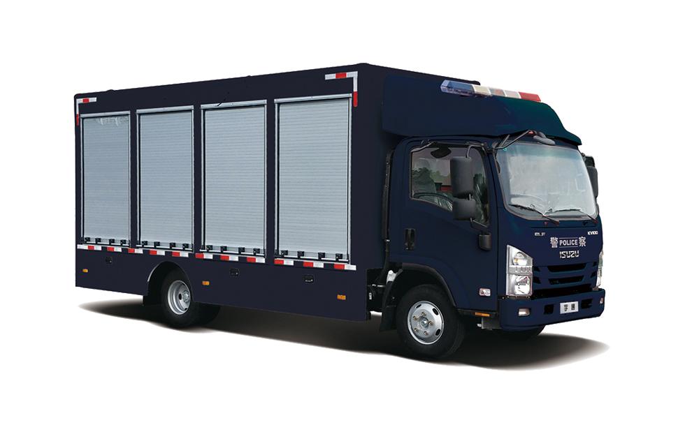 ZK5077XZBD61装备运输车 加强设计  机动运输
