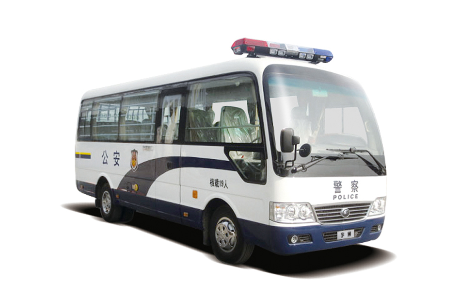 ZK5080XQCD61警务押运车 ZK5080XQCD61