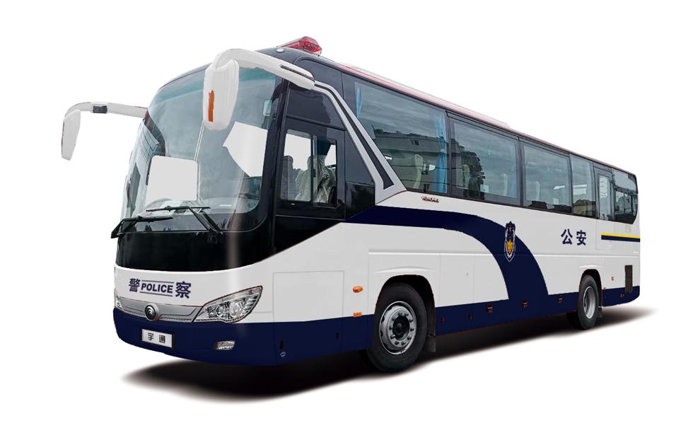 ZK6119H6Y1警力输送车 运行安全  出勤安心