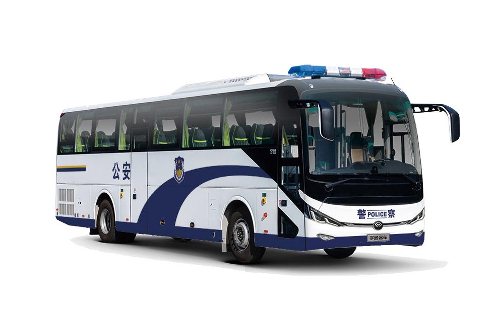 ZK6127H6QY1警力输送车 超大空间  超强运力