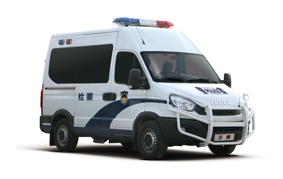 ZK5041XJC16公益诉讼检测车 机动灵活  转场高效
