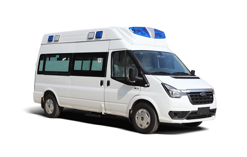 新世代全顺Pro安顺版监护型救护车
