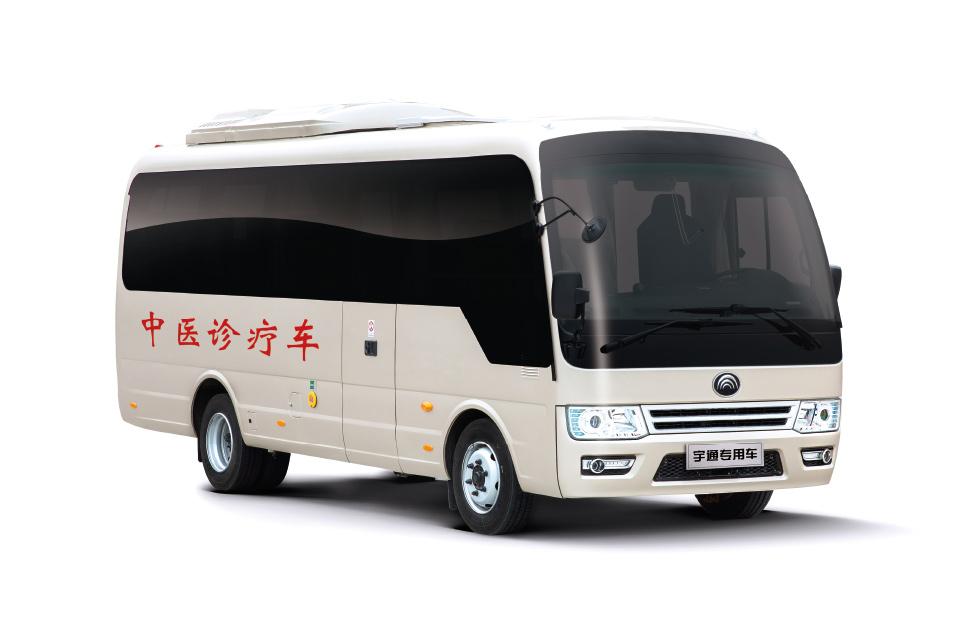 7米中医诊疗车