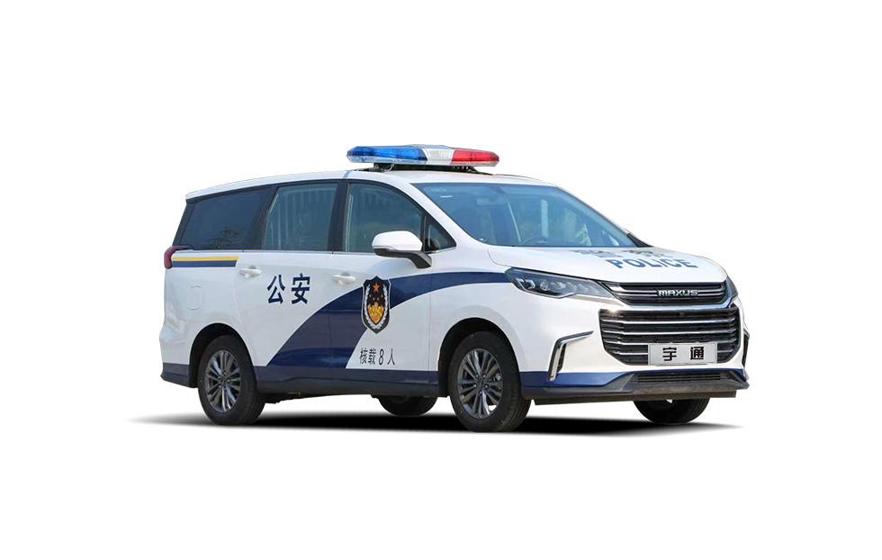ZK5025XQCQ62警务押运车