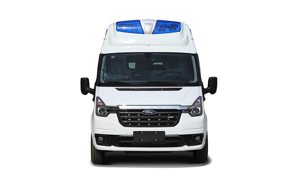 新世代全顺监护型救护车 监护型救护车,福特改装。